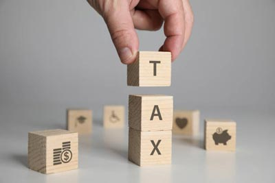 is dropshipping legal tax issues